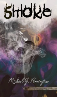 Smoke: The Cannabis Detective cover art.